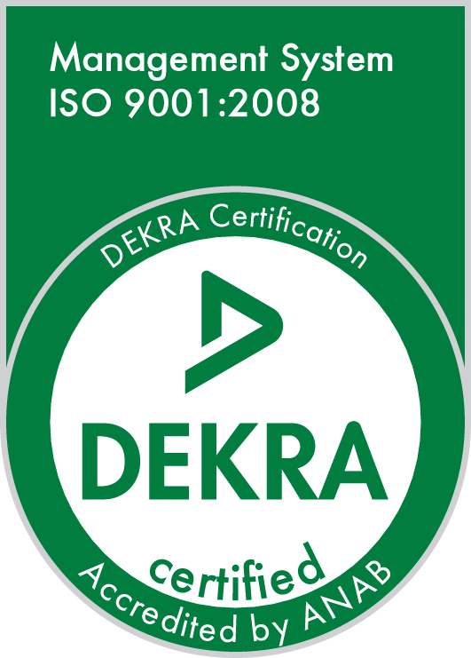 DEKRA  ISO 9001 Green and White Logo-3229